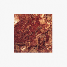 Inter Trade Red Onyx Marble